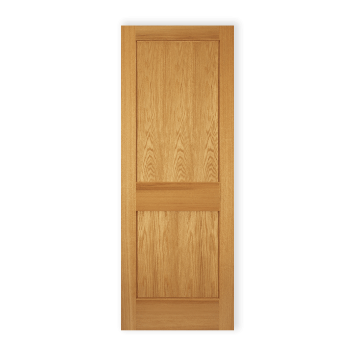 2 Panel Shaker Red Oak 22s Craftwood Products For