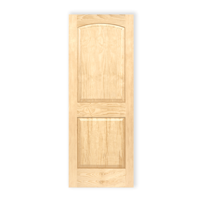 2 Panel Arch Pine 21 Craftwood Products For Builders