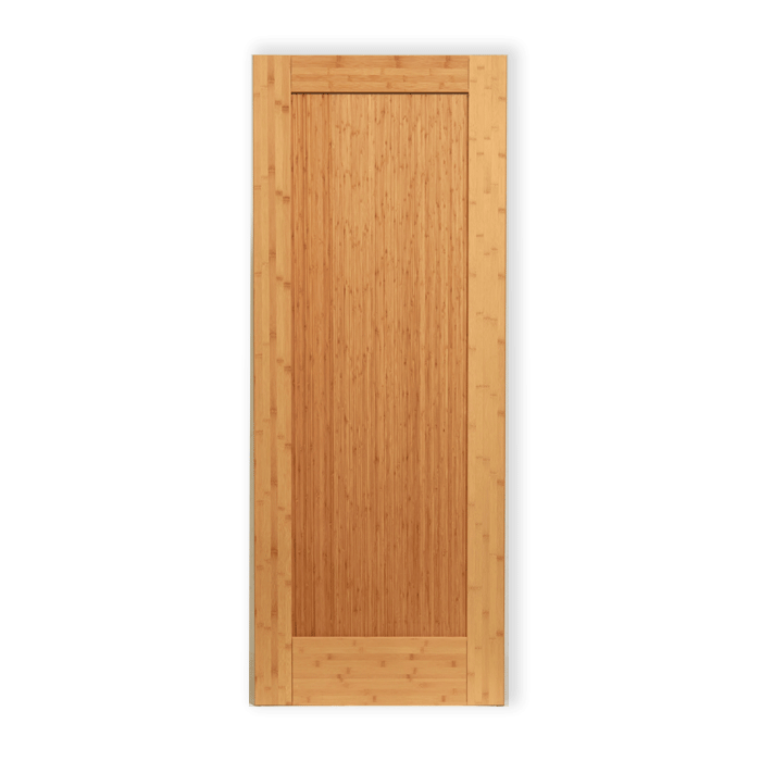 1 Panel Shaker Bamboo 11s Craftwood Products For