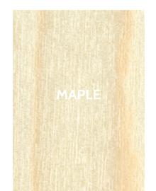 Maple - Stock - French Doors