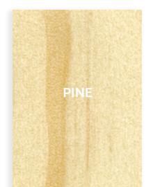 Pine - Stock - French Doors