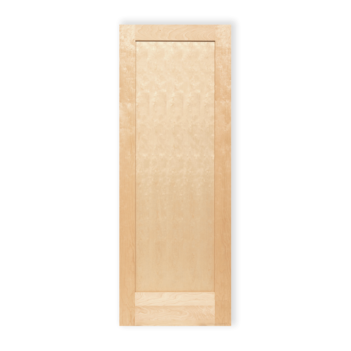 1 Panel Shaker Birch 11s Craftwood Products For Builders And