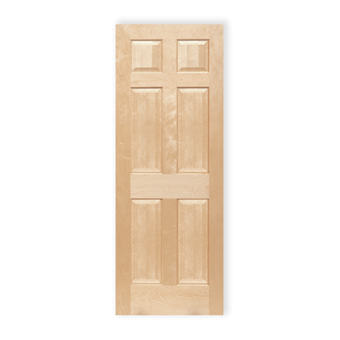 6 Panel Birch 66 Craftwood Products For Builders And Designers
