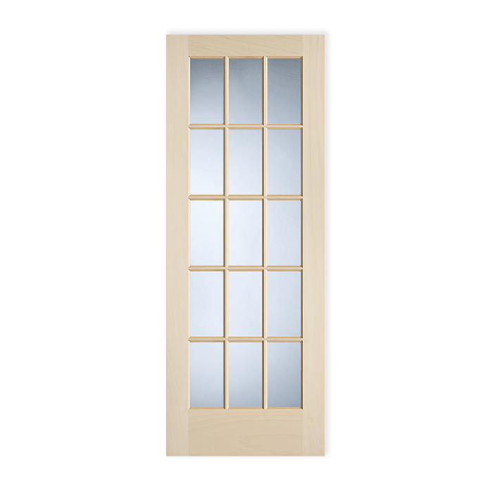 15 Lite Poplar Clear Glass Ovolo Sticking Craftwood Products For Builders And Designers In