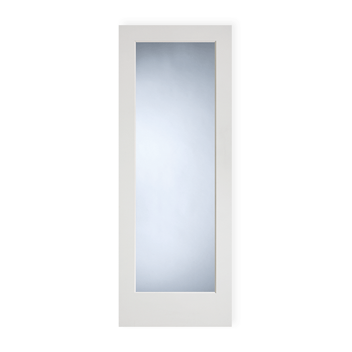 1 Lite Primed Clear Glass Ovolo Sticking Craftwood Products