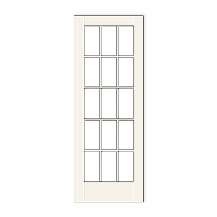 Craftwoodproducts Com Interior French Doors Special Order 1515